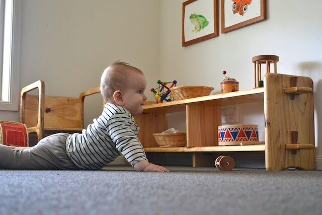 activités-pour-bébé-nido-montessori