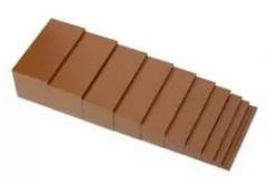 escalier marron image