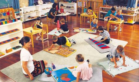 Comment développer des environnements pédagogiques de la naissance à 12 ans