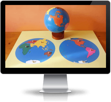 Montessori-Module-Geographie-Niveau-2-Illustration