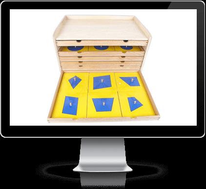 Montessori-Module-Géométrie-Niveau-2-Illustration